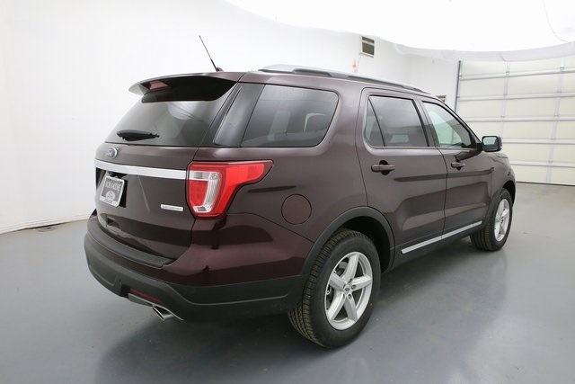 New 2019 Ford Explorer XLT