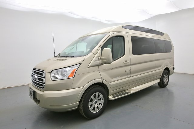 New 2019 Ford Transit-150 Explorer Conversion