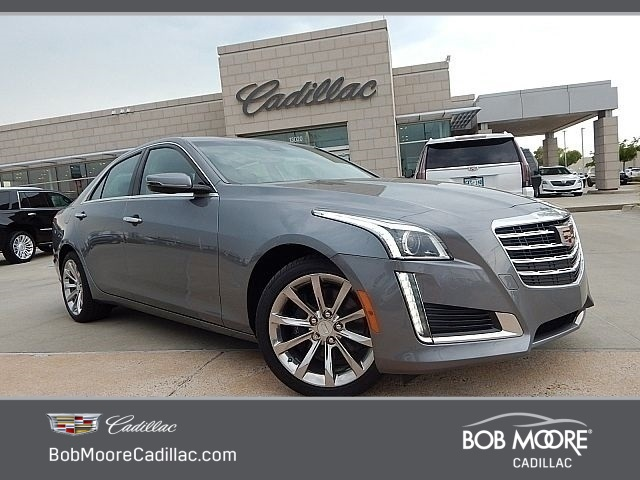 New 2019 Cadillac CTS 3.6L Luxury
