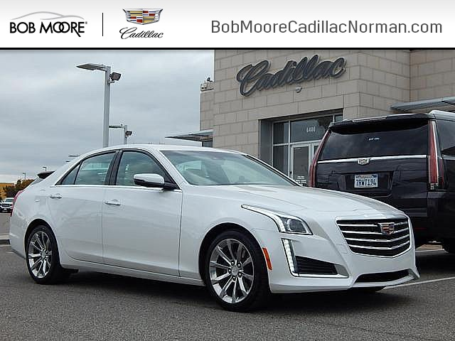 New 2018 Cadillac CTS 3.6L Luxury