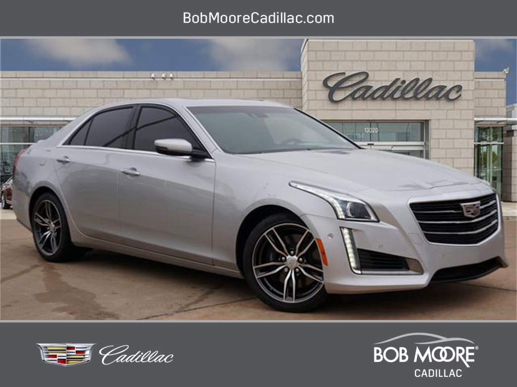 New 2019 Cadillac CTS 3.6L Twin Turbo V-Sport