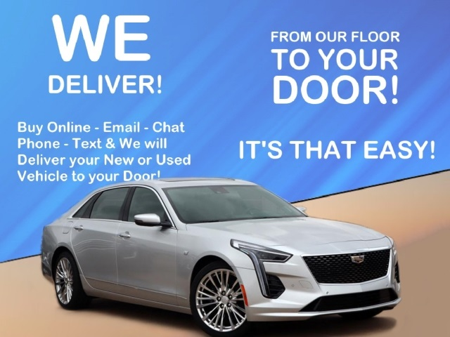 New 2019 Cadillac CT6 3.6L Luxury