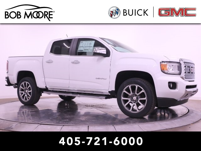 Gmc Canyon Denali >> New 2019 Gmc Canyon Denali 4d Crew Cab In Oklahoma City K1306924