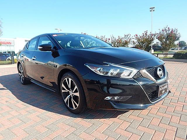 Certified Pre-Owned 2018 Nissan Maxima 3.5 SV