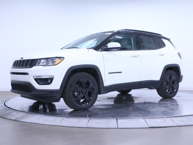 New 2020 Jeep Compass Altitude