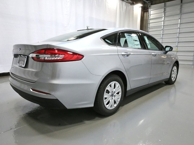 New 2020 Ford Fusion S