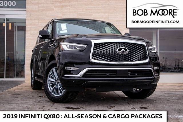 Certified Pre-Owned 2019 INFINITI QX80 LUXE