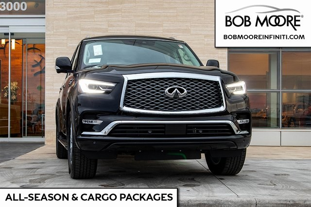 New 2019 Infiniti Qx80 Luxe 4d Sport Utility In Oklahoma City