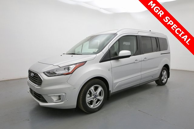 New 2019 Ford Transit Connect Titanium