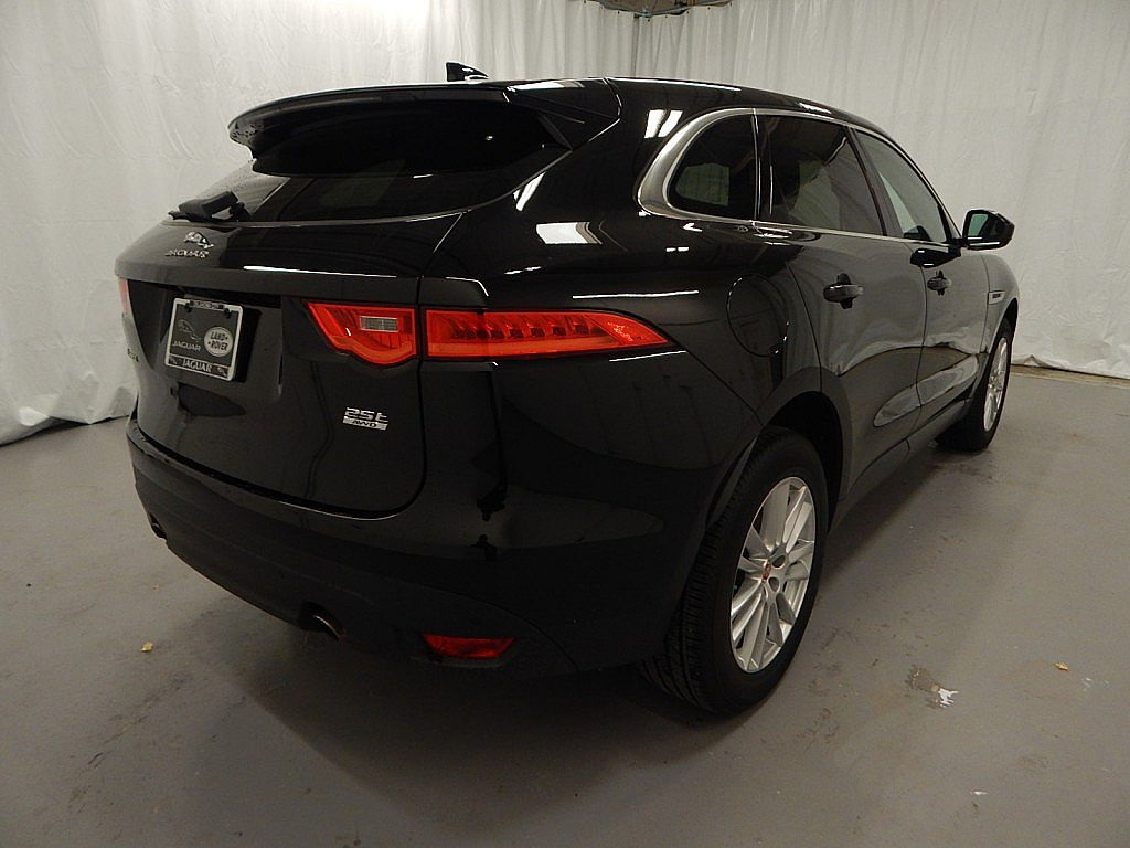 Certified Pre-Owned 2020 Jaguar F-PACE 25t Prestige