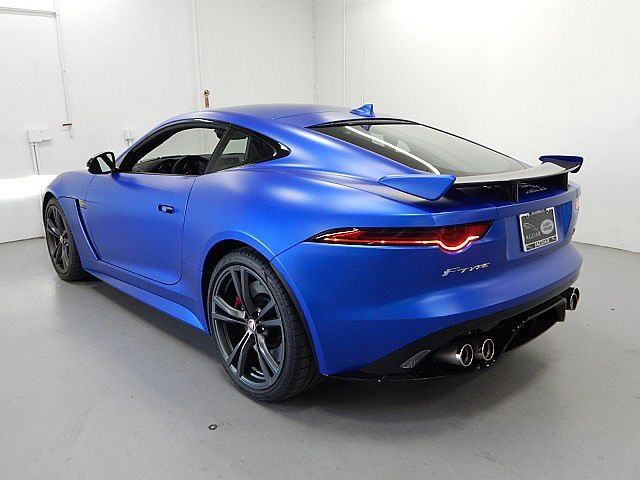 New 2020 Jaguar F-TYPE SVR