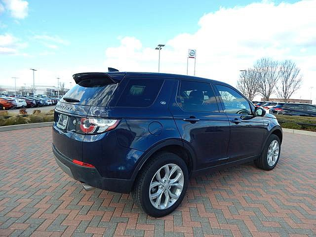 Pre-Owned 2019 Land Rover Discovery Sport SE