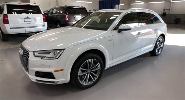 New 2019 Audi A4 allroad 2.0T Premium Plus