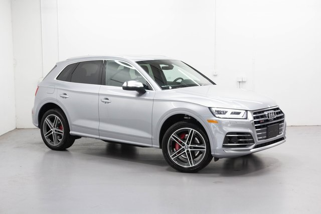 New 2019 Audi SQ5 3.0T Prestige