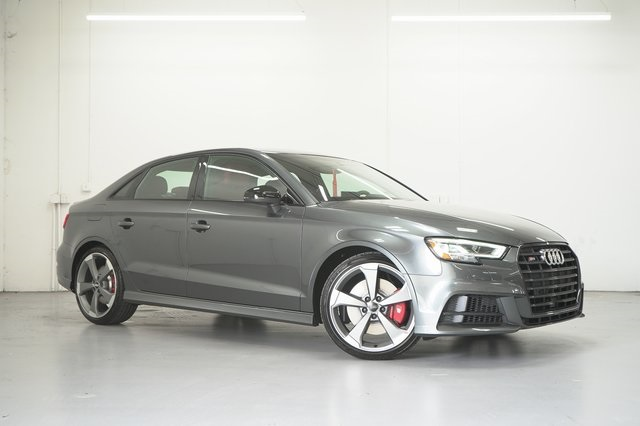 Pre-Owned 2019 Audi S3 2.0T Premium Plus
