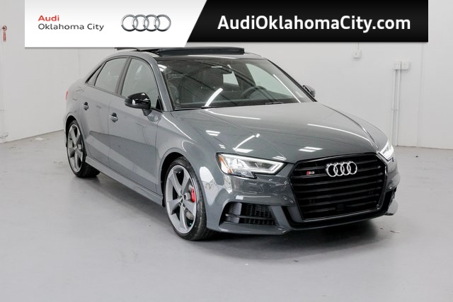New 2019 Audi S3 2 0T Premium Plus quattro 4D Sedan