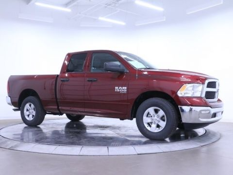 New 2019 Ram 1500 Classic Tradesman RWD 4D Extended Cab