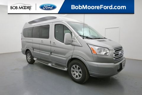 New 2018 Ford Transit-150 Explorer Conversion