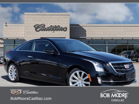 Pre-Owned 2019 Cadillac ATS 2.0L Turbo Luxury