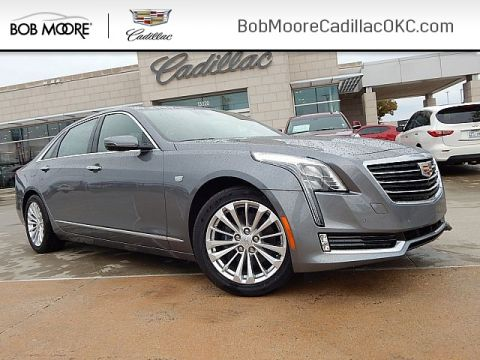 New 2018 Cadillac CT6 2.0L Turbo Luxury