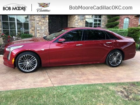 Certified Pre-Owned 2019 Cadillac CT6 3.0L Twin Turbo Sport