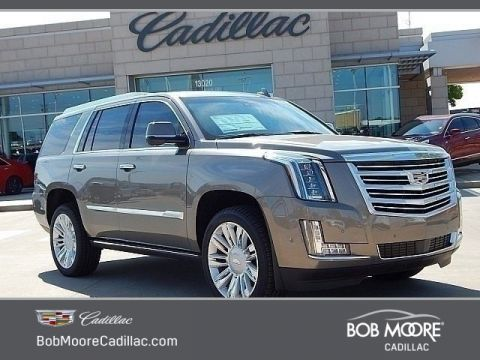 New 2019 Cadillac Escalade Platinum Edition