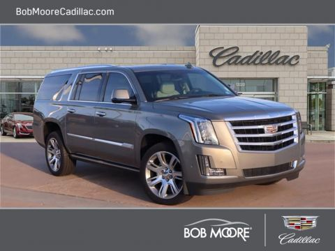 New 2019 Cadillac Escalade ESV Premium With Navigation & 4WD