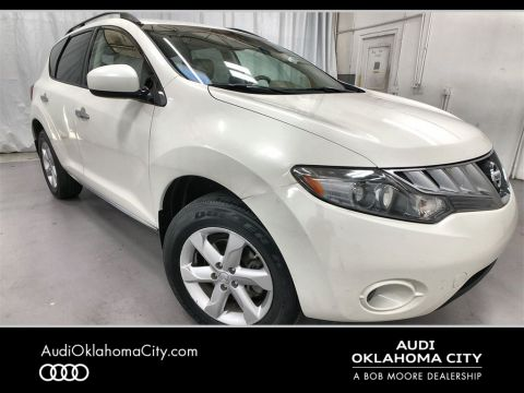 Pre-Owned 2009 Nissan Murano S