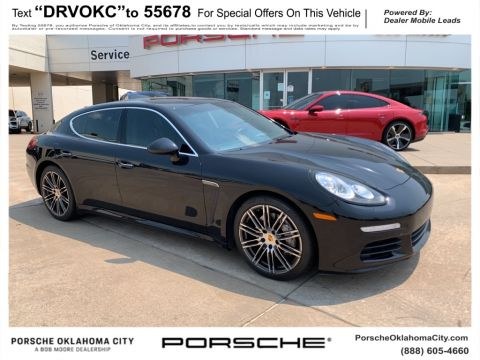 Pre-Owned 2016 Porsche Panamera S With Navigation